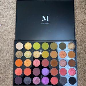 Morphe 35 M palette